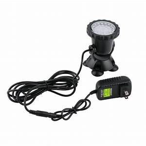 Led Spots Außenbeleuchtung : 36 led submersible underwater spot light outdoor garden pond fish tank lamp ot ebay ~ Markanthonyermac.com Haus und Dekorationen