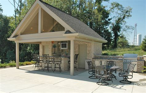 pool house designs with outdoor kitchen swim outdoor kitchens 9146