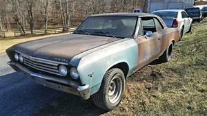 Restoration Ready  1967 Chevrolet Chevelle Malibu