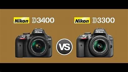 Nikon D3400 D3300