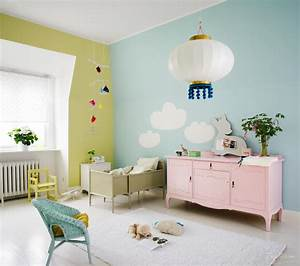 Childrens Bedroom Wall Colours