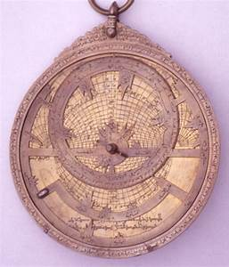 Starry Messenger: The Islamic Astrolabe