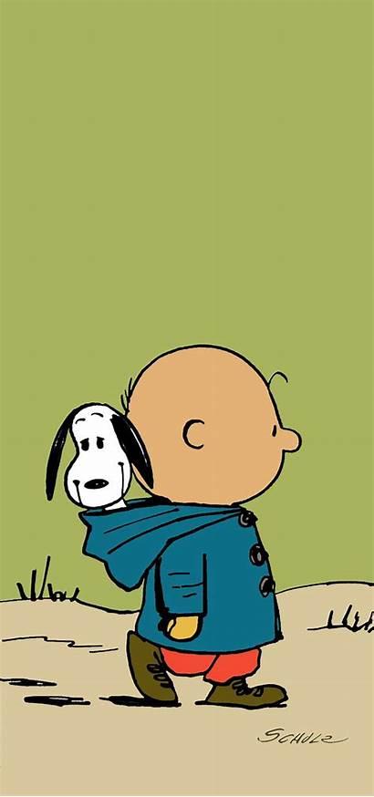 Snoopy Charlie Brown Iphone Cartoon Peanuts Wallpapers