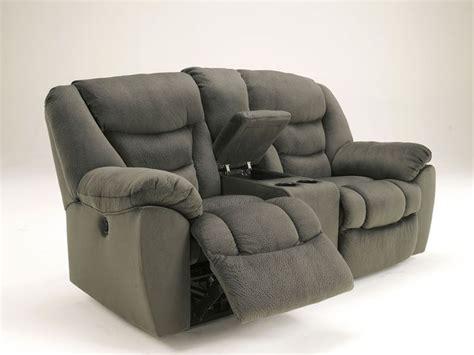 dual rocker recliner loveseat celano modern pewter