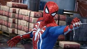 Marvel39s Spider Man Gameplay Story Details Revealed IGN