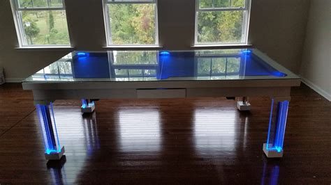 Convertible Dining Pool Tables-dining Room Pool Tables