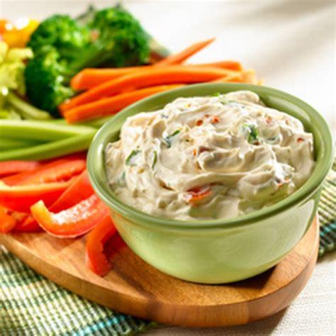 dips cuisine easy vegetable dip recipe appetizers with knorr veget