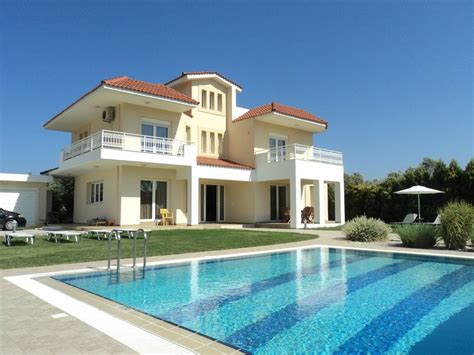 villa du monde luxury detached villa near kalithea falira homeaway