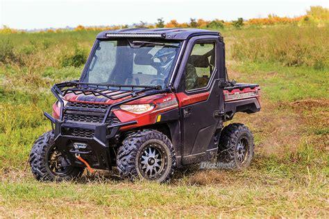 polaris ranger 2018 polaris ranger xp 1000 eps dirt wheels magazine