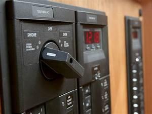 Ac Rotary Switch  240v Ac 65a