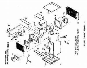 Friedrich Room A  C Parts