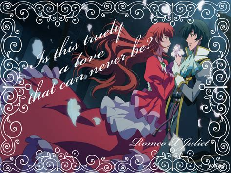 Romeo And Juliet Anime Wallpaper - romeo x juliet wallpaper by badgirlofoc on deviantart