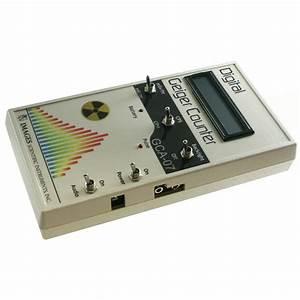 GCA-07 Digital Geiger Counter with Internal Tube