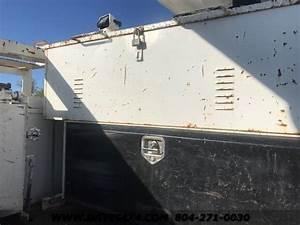 2011 International Durastar 4300 Altec Utility Truck Boom