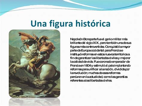 historia de napoleon