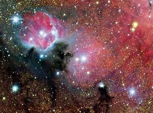 East of the Lagoon Nebula