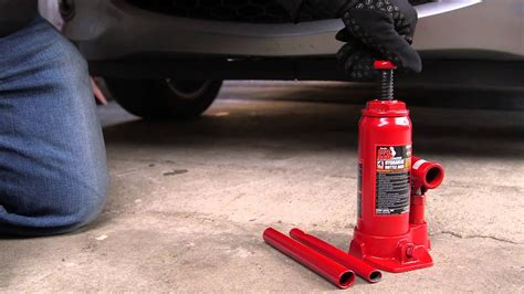Torin Big Red 4 Ton Bottle Jack