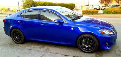 sporty lexus blue lexus is250 f sport blue images