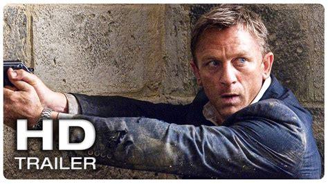 JAMES BOND 007 NO TIME TO DIE Trailer Teaser #2 Official ...