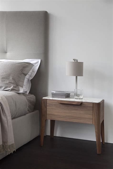 Small Bedroom Tables by Sophisticated And Modern Nightstands With A Scandinavian Feel