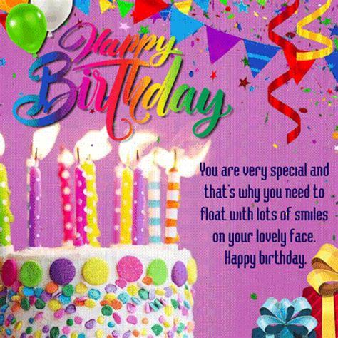 special birthday message   day  specials ecards