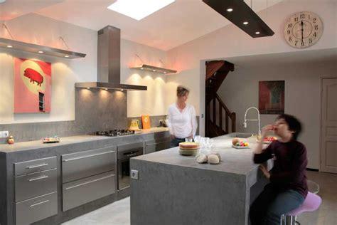cocinas microcemento cemento pulido beton cire