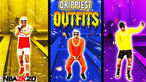 New Best Outfits On Nba 2k20 🩸 Best Drip You Will Ever