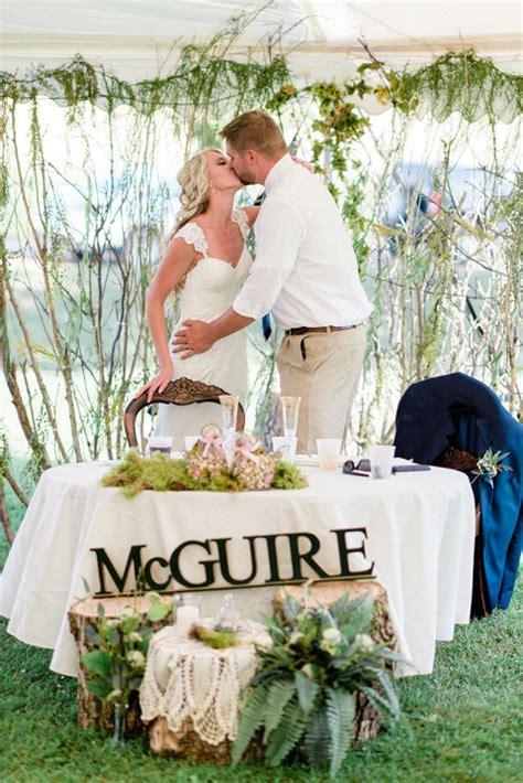 courtney zach romantic outdoor minnesota wedding