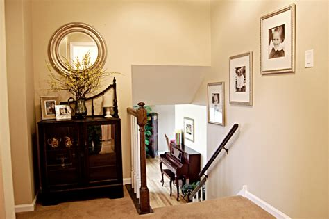 Ideas For Upstairs Landing by The Blessed Nest Mini Makeover On My Upstairs Landing