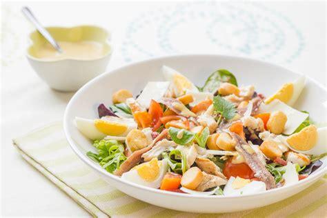 comment cuisiner des restes de poulet salade caesar ou comment accomoder un reste de poulet
