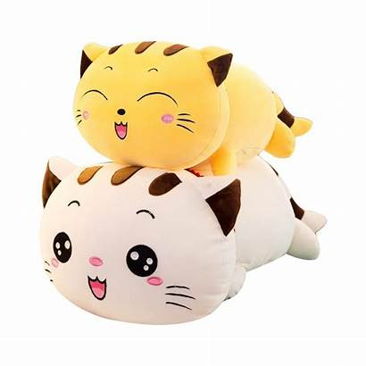 Cartoon Cat Stuffed Kawaii Plush Toy Animal