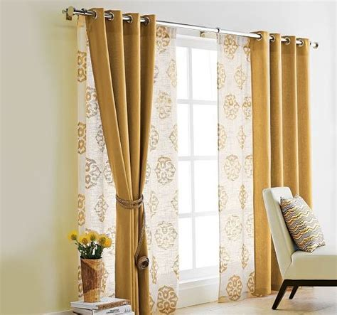 Home Interior Design Ideas Curtains by Curtains For Sliding Glass Doors Ideas On Your Living Room