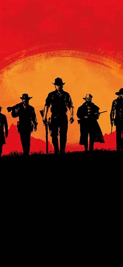Dead Redemption Iphone Xs Xr Wallpapers Gang
