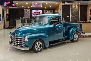 1952 Chevrolet 3100 5 Window Pickup For Sale  46676