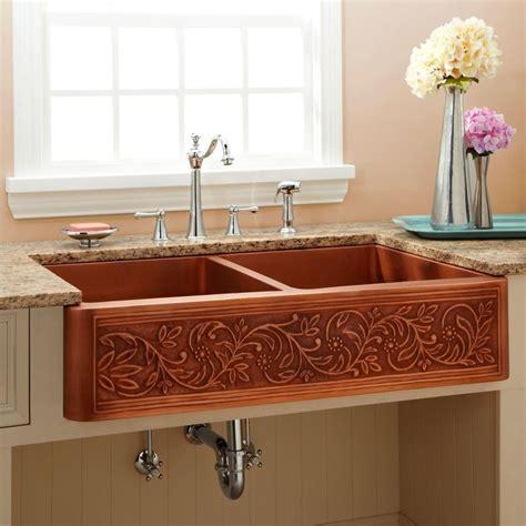 copper undermount farmhouse sink sinks astounding copper kitchen sink copper sinks at home
