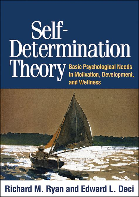 determination theory basic psychological