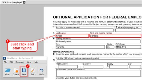 create and fill interactive pdf forms with able2extract