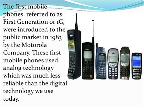 mobile phones for presentation on mobile phones