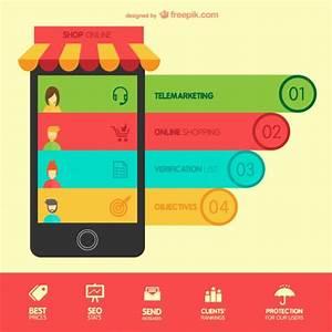 Online Shop De : online shop infographic vector free download ~ Watch28wear.com Haus und Dekorationen