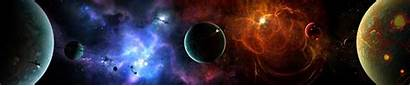Triple Monitor 5760 Space 1080 Background Screen
