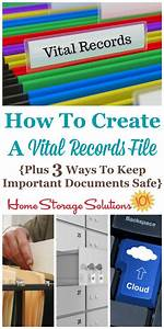 25 best ideas about organizing important papers on With how to organize important documents at home