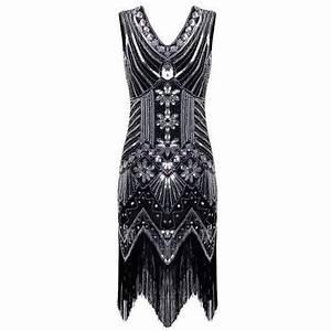 Robe Année 20 Vintage : robe vintage gatsby ~ Nature-et-papiers.com Idées de Décoration