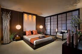 Luxury Japanese Bedroom Interior Designs Asian Style Bedroom With Platform Bed And Pendant Lights 66 Asian