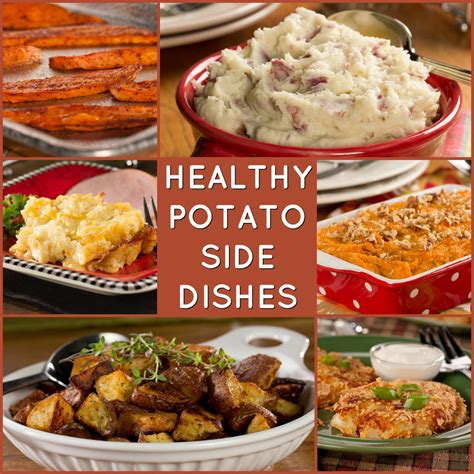 side recipes 10 healthy potato side dishes everydaydiabeticrecipes com