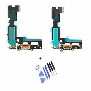 Iphone 7 Plus Charging Dock Charger Port Flex Cable