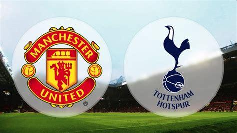 Link Live Streaming Manchester United MU Vs Tottenham ...