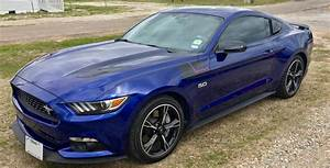 Deep Impact Blue 2016 Ford Mustang GT California Special Fastback - MustangAttitude.com Photo Detail