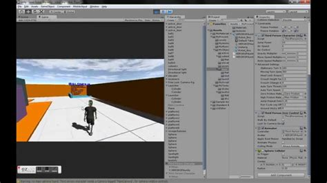 unity   person character controller youtube