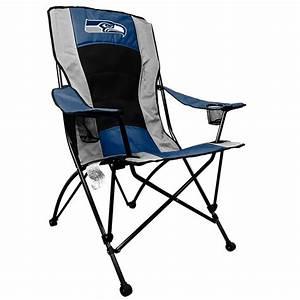 Coleman high back folding chair ncaa for High back folding chair