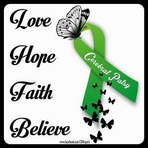 Cerebral Palsy Ribbon Clipart - ClipartXtras